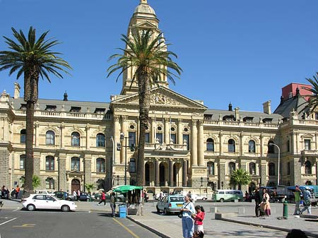 Grand Parade City Hall Fotos